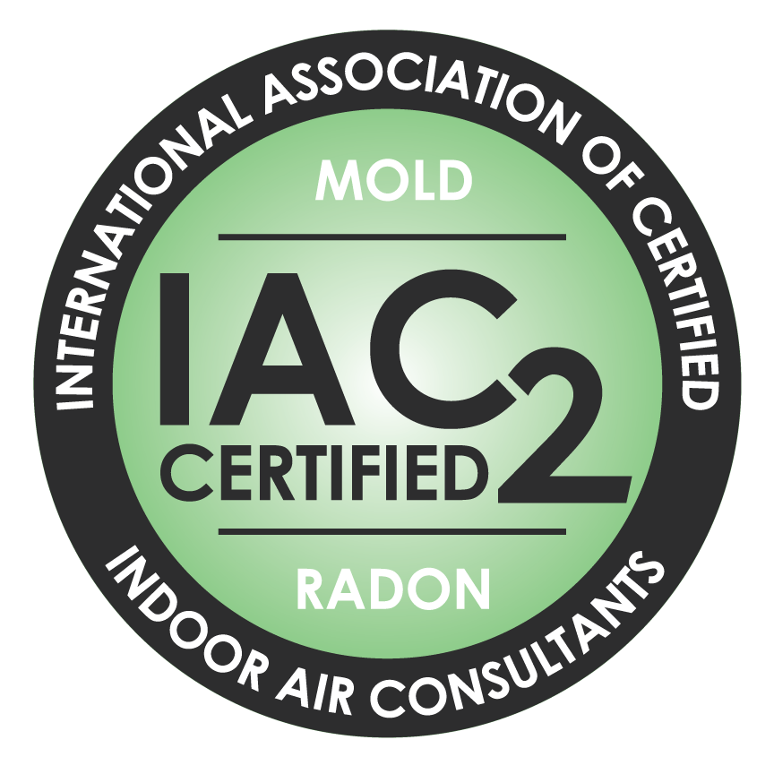 Mold and Radon Certified - International Association of Certified Indoor Air Consultants